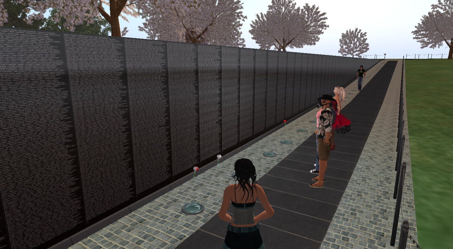 Vietnam Wall : Who Designed The Vietnam Wall : Virtual Wall Vietnam Memorial