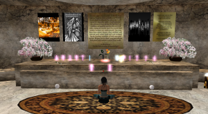 Transgender Second Life Memorial