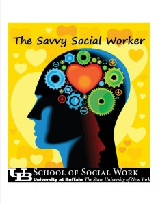 Icon from our Savvy Social Worker App