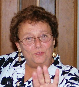 Dr. Joan Iversen in 2002